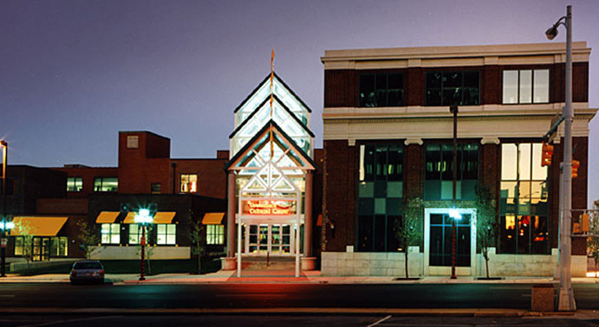 Greensboro Cultural Arts Center